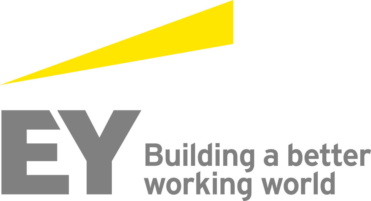 EY Logo Tagline stacked logo